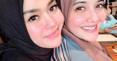 Zaskia Sungkar Dan Medina Zein akrab kembali