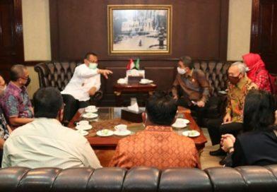Akhyar Terima Kunjungan Anggota DPRD Dapil Sumut 2