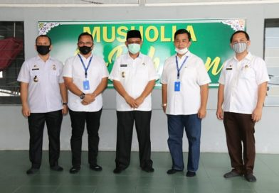 Akhyar Resmikan Musholla Ar Rahman & Kampung Milleniun Agro Plaza Millenium