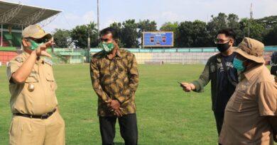 Tinjau Stadion Teladan, Akhyar Harap PSMS Medan Kembali Berlaga di Liga I