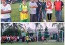 Wakil Bupati Sergai Tutup Turnamen Bola Kaki, Persigab FC Berhasil Tundukan PS Kadus FC Melalui Adu Pinalti