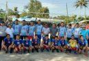 Wakil Bupati Sergai Buka Tournamen Bola Volly Simpati Cup VI Berjaya