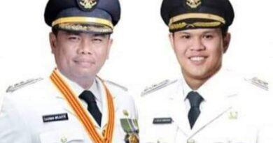 DAMBAAN Resmi Ditetapkan Sebagai Bupati – Wakil Bupati Sergai Terpilih Periode 2021-2024