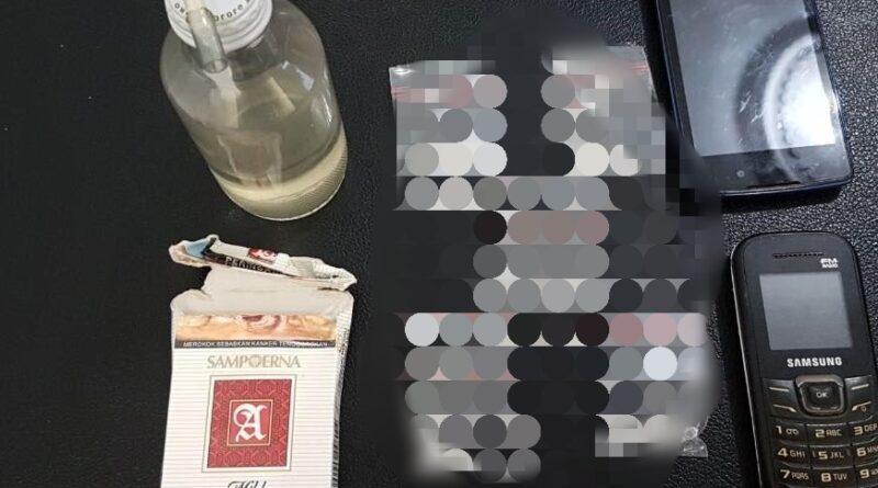 Satresnarkoba Polres Rokan Hilir Berhasil Ciduk 6 Tersangka Narkoba