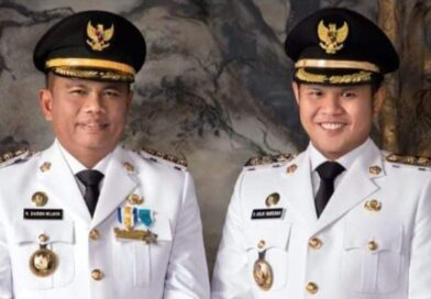 H.Darma Wijaya Dan H. Adlin Umar Yusri Tambunan Besok Dilantik Gubsu Sebagai Bupati – Wakil Bupati Sergai Periode 2021-2024