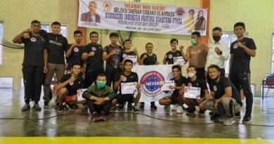 18 Atlet Kickboxing Medan Ikut Seleksi