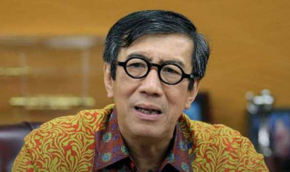 Menkumham Yasonna Laoly Terapkan Perluas Pembatasan Orang Asing Masuk ke Indonesia