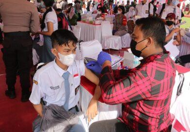 Wali Kota Medan Apresiasi Vaksinasi dan Bhakti Sosial